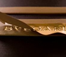 Bvlgari Making Leather